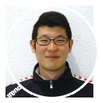 上沼コーチ